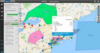 Free Trial - Sales Territory Mapping Software - Maptive