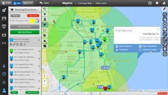 mapping data visualization