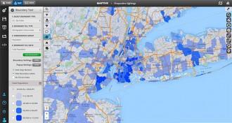 demographic data visualization