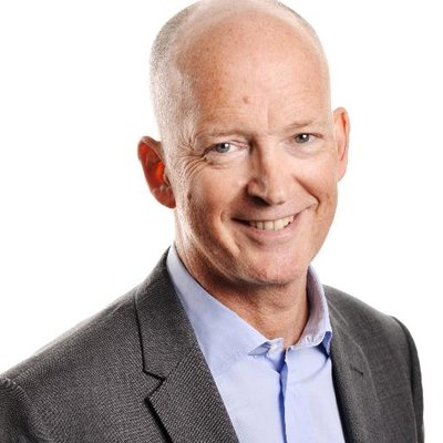Simon Porter big data expert
