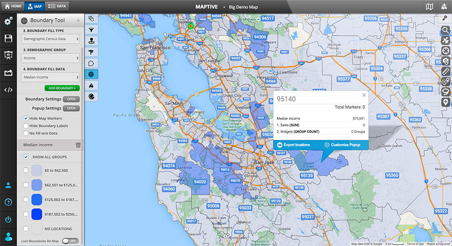 Your Data On A Custom Google Map Crazy Fast