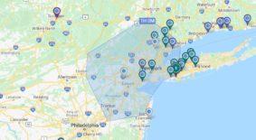 Short Commute Times - Buffalo New York - Maptive Blog