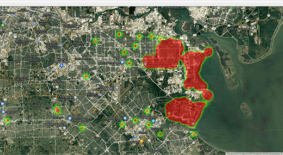 interactive maps for presentations