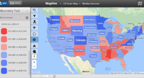 Create a US State Map
