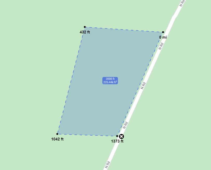 Distance Area Calculator