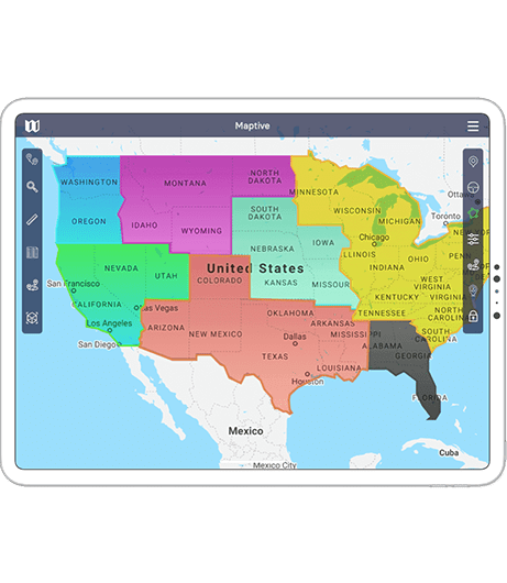 Territory Mapping Tool