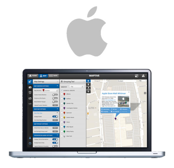Mapping Software for Macs