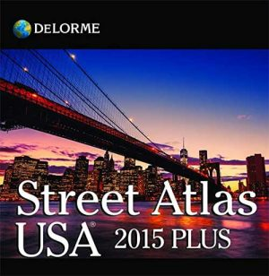 Delorme Street Atlas