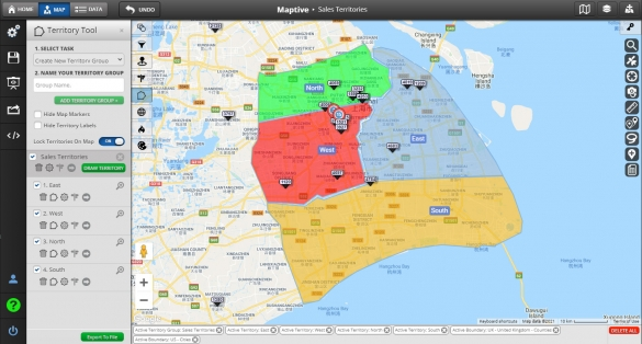 Best Sales Mapping Software