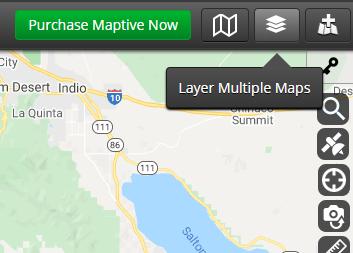 Map Layering